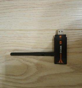 WiFi адаптер D-link DWA-126