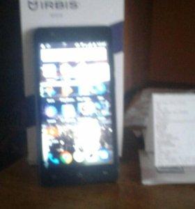 Отличный смартфон Irbis sp51