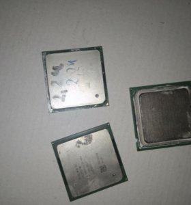Процессоры 478 и 775 сокеты