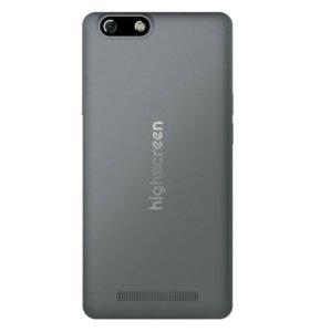 Смартфон highscreen power five evo