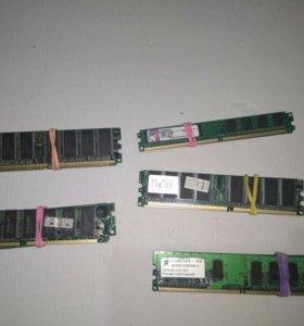 Оперативная память dimm, ddr, ddr2