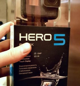 Экшен камера GoPro hero 5
