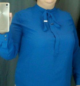 Блузка с рукавом