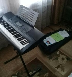 Ситезатор Casio CTK-5000