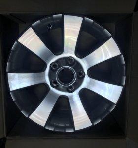 Диск колеса wv Tiguan c 2008 по 2015