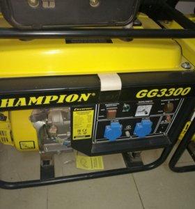 Генератор бензо 3квт