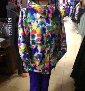 Горнолыжный костюм: штаны  и куртка Рокси Азимут
