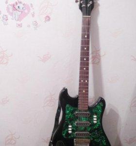 """две гитары """"АЭЛИТА""""-2"""
