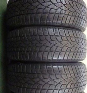245 40 18 Dunlop SP Winter 3D комплект И пара s13