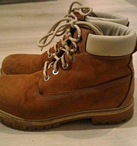 Ботинки мужские Тимберленды