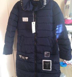 Пальто зима 42/44