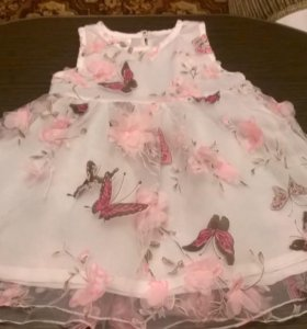 Платье на 1,6 г -2.3г