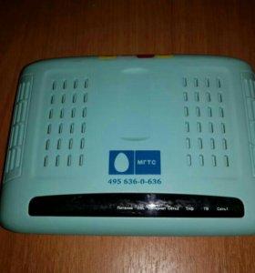 Роутер ADSL модем ZTE