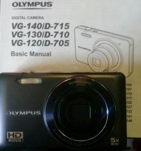 Цифровой фотоаппарат Olimpus