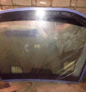 Оригинальное лобовое стекло на хендай солярис