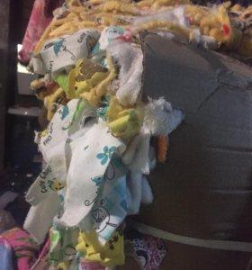 Отходы швейного производства