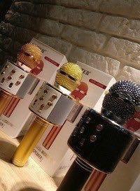 Микрофон - караоке с колонкой