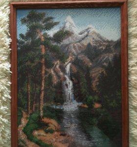 Картина алмазной живописью
