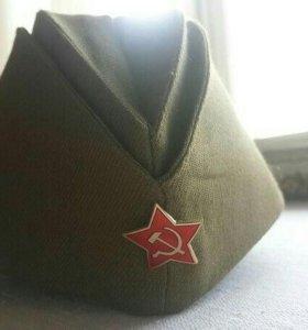 Пилотки солдата ВОВ
