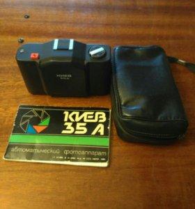 Фотоаппарат Киев 35А