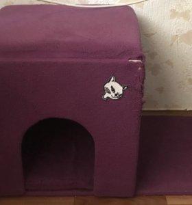 Дом для кошки 🐈