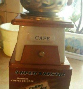 🆕 Кофемолка ручная