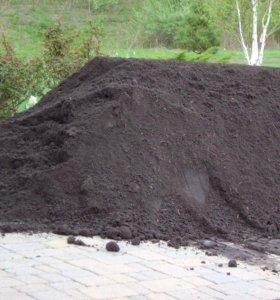 Чернозем растительный. (качество)