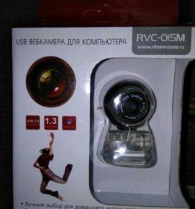 Web-камера Ritmix RVC-015M