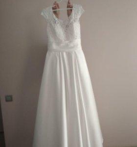 Свадебное платье 48-50-52