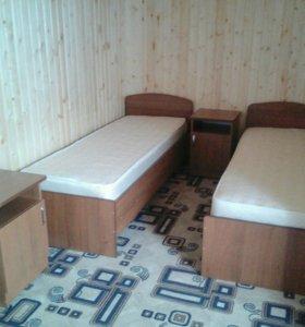 Изготовление мебели для гостиничных номеров