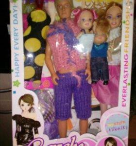 Семейка Барби