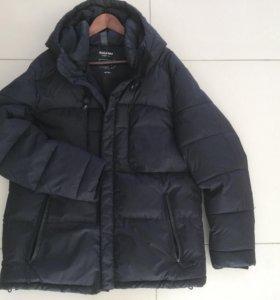 Куртка мужская тёплая!