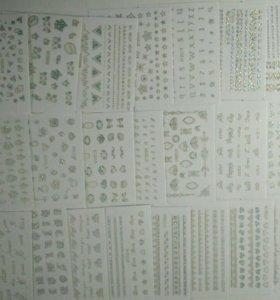 3Д дизайн для ногтей