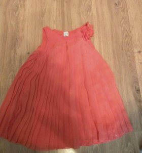Платье zara на 2 года