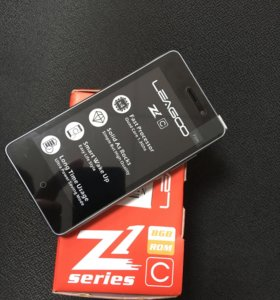 Смартфон Leagoo Z1C