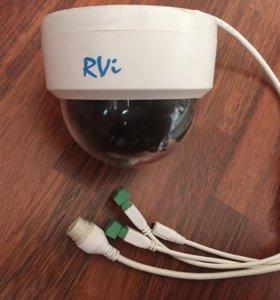 IP Камера видеонаблюдения купольная RVI-IPC32S