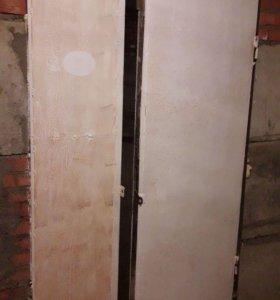 Железная дверь СРОЧНО!