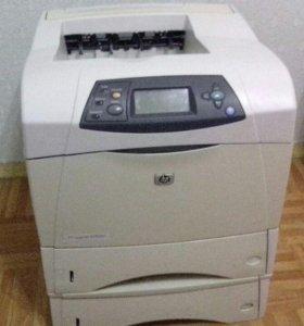 Лазерный принтер HP Laserjet 4250dtn
