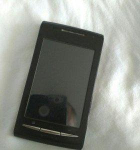 Sony-ericsson xperia