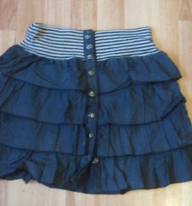 юбка и джинсы даром