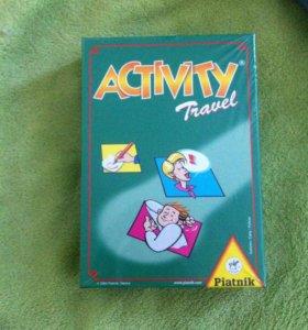 настольная игра Activity Travel