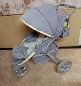 Прогулочная коляска Нappy Baby Neon Sport