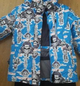 Комбез(куртка+штаны)