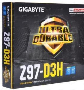 GIGABYTE GA-Z97-D3H (Rev. 1.2)