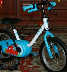 Велосипед детский 14''