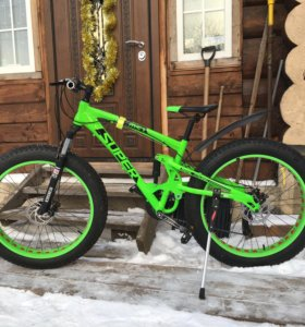 Велосипед 🚲 фетбайк