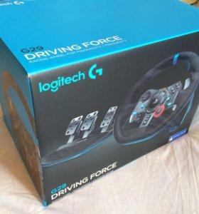 Logitech G29 Driving Force PS4 PS3