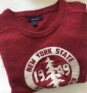 Шерстяной свитер Gant (M)