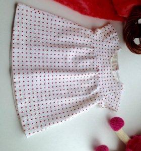 Zara!!!Платье для девочки