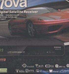 Спутниковый ресивер InNova Ferrari 7119 (Linux)